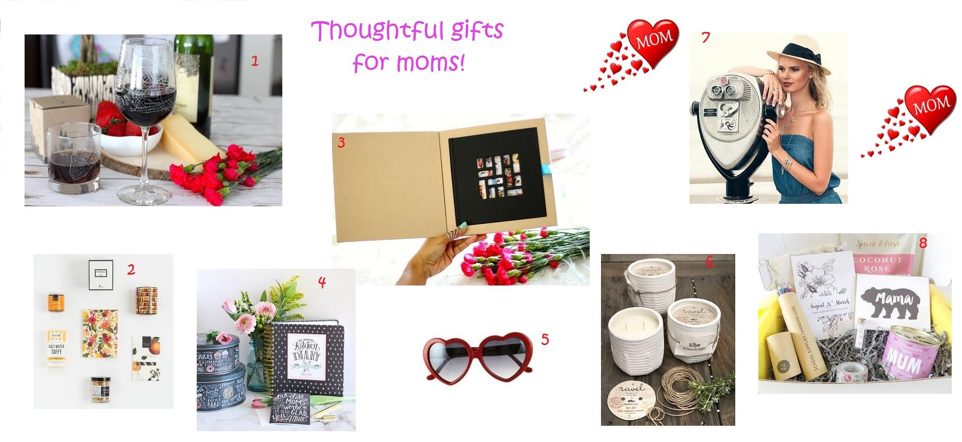 Thoughtful Gifts Ideas for Moms This Mother's day! - FabZlist