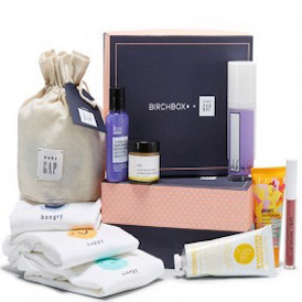 A Fab treat for New moms from BABYGAP & BIRCH BOX!