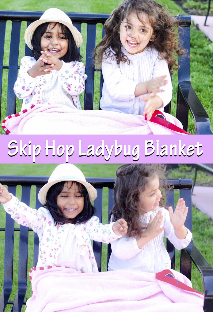 skip hop Lady bug blanket Fabzlist 2 copy